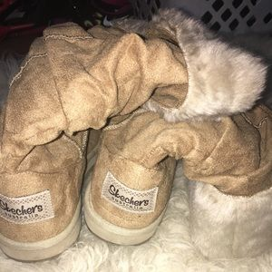 Sketchers Winter Boots